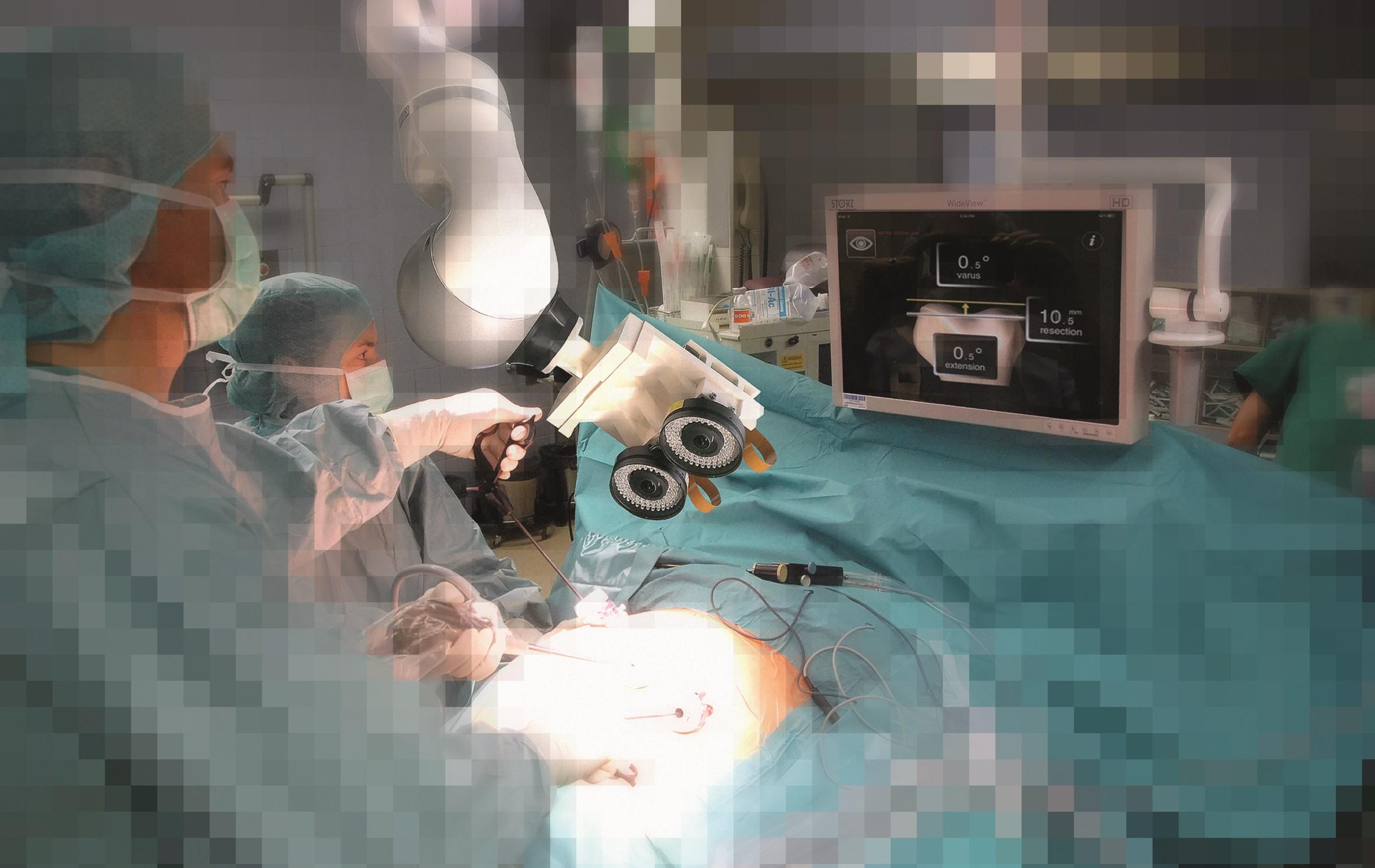 Optische Sensorik spielt in der Medizintechnik eine immer größere Rolle. Bild: Carsten Kattau / Fotolia
