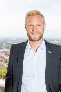 Paul Rösberg, Leiter Engineering Center Ludwigshafen und Prokurist bei der Rösberg Engineering GmbH