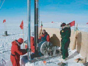 Streckeisen-Seismometer arbeiten an den entlegensten Stellen der Welt. Auch die eingesetzten Motoren müssen den extremen Anforderungen standhalten. Bild: Streckeisen