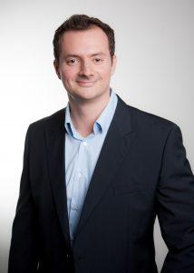"""Ante Crnjac, Account Manager Business Management & Sales: """"Unser gesamtes Team unterstützt Kunden gerne bei Fragen und Projekten rund um das Thema Energiemanagement nach ISO 5001. Bild: Rösberg"""