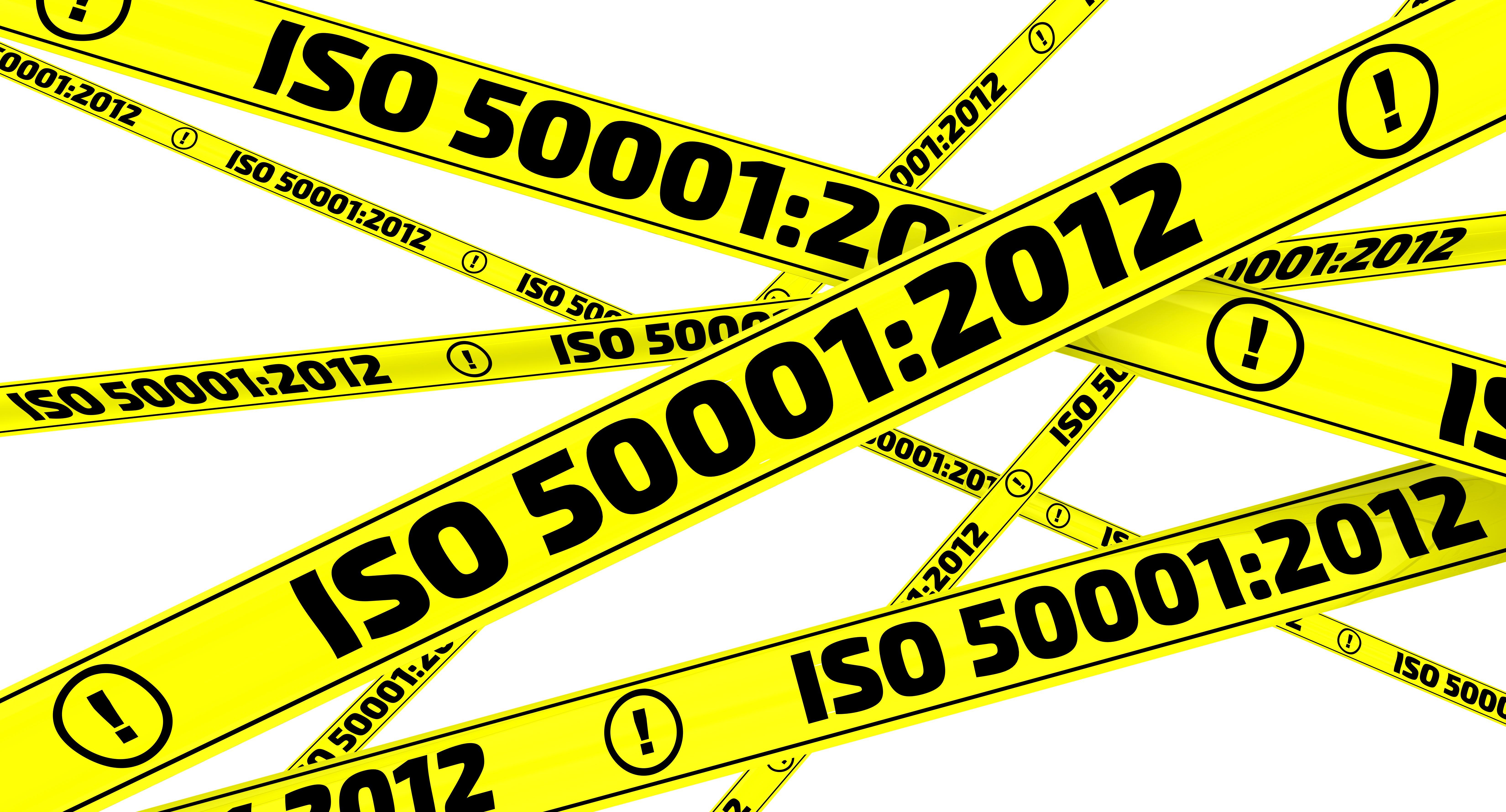 Die ISO 50001 unterstützt Betriebe, die Einsparpotentiale nutzen wollen, bei der Realisierung eines Energiemanagementsystems. Bild: Waldemarus / shutterstock.com