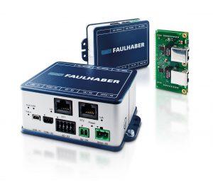 Drei Gerätevarianten decken unterschiedliche Einsatzbereiche ab. Bild: FAULHABER)