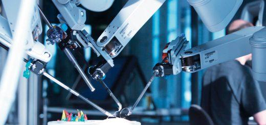 """Im Kontext mit vernetzter Industrie spielt die Antriebstechnik eine wichtige Rolle, schließlich ist ohne """"treibende Kraft"""" keine Automatisierung denkbar. Bild: FAULHABER"""