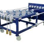 Mattke bietet Kabelprüfmaschinen für alle Prüfaufgaben an. Hier: Torsionstestmaschinen. Bild: Mattke