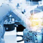 Die zunehmende Digitalisierung verlangt, dass auch Daten zu Antriebs- und Bremssystemen ausgewertet werden können. Elektromagnetische Bremsen bieten hierfür bereits aufgrund ihres Konstruktionsprinzips die perfekte Basis. Bild: istockphotos, BMW Group