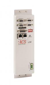 Das EtherCAT-Slave-Modul der LCM-Serie bietet eine breite Palette von Funktionen. Über universelle elektrische Schnittstellen kann das Steuermodul praktisch jeden Laser steuern. Bild: ACS Motion Control