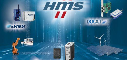 Im Industrial Internet of Things geht es weniger um Dinge als vielmehr um Daten. Bild: HMS