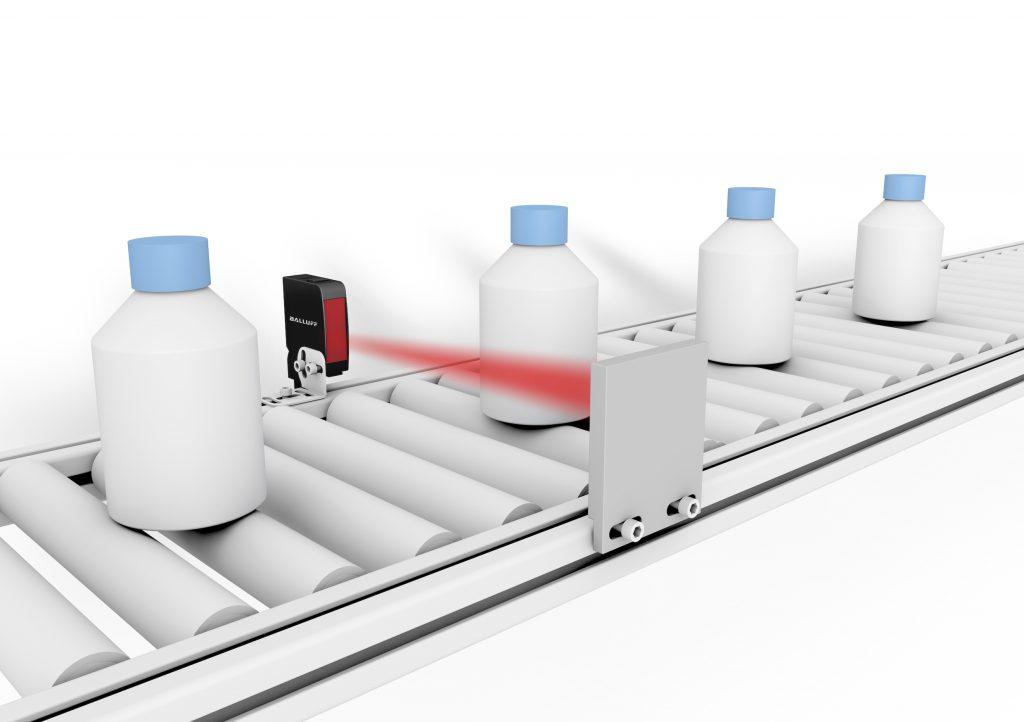 Alles beginnt am Sensor: Sensoren sind die Augen und Ohren der Automatisierungstechnik. Bild: Balluff