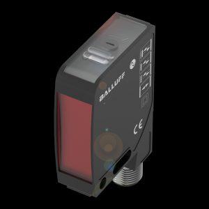 Der BOS 21M ADCAP bietet die Wahl zwischen den vier Sensormodi: Hintergrundausblendung, energetischer Lichttaster, Reflexionslichtschranke oder Einweglichtschranke. Bild: Balluff