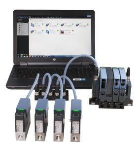 """Das auf Windows basierende Programm dient der Konfiguration bzw. Parametrierung aller """"intelligenten"""" Bürkert-Produkte mit elektrischen Komponenten und kann auf der Internetseite des Unternehmens kostenfrei bezogen werden. Bild: Bürkert"""