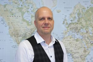 """Thomas Diringer, Manager Busines Unit Components & Devices bei Viscotec: """"Bei der beschränkten Baugröße der Einheit kam als Antrieb nur ein Kleinmotor mit Vorsatzgetriebe in Frage ..."""""""
