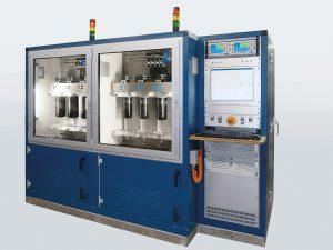 Prüfstand für hydraulische Bauteile. Bild: Unternehmensgruppe Karl Unterweger