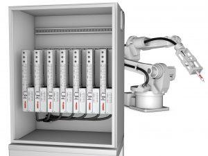 Die leistungsfähigen und flexiblen Systeme sind für den Einsatz in Automationslinien, Sonderanlagen und an Robotersystemen konzipiert. Bild: Telsonic