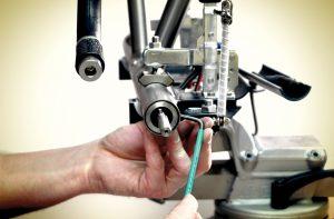 Mit einem Motordurchmesser von 32 Millimetern und einer Motorlänge von 72 Millimetern sind die Motoren besonders leicht und kompakt. Bild: FAULHABER/TiCAD