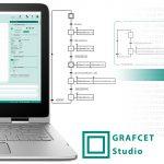 Bei vielen Anwendungen ist das Grafcet-Programmiersystem eine sehr elegante Lösung. Optimal geeignet sind alle kleinen und mittleren Ablaufsteuerungen z.B. Bohranlagen, Bearbeitungsstationen, Blechbiegevorrichtungen oder Absauganlagen. Wenn die Anlage – oder ein Teil davon – mit Grafcet programmiert ist, kann der Betreiber jetzt nicht nur Zeiten ändern sondern auch die Programm-Logik. Bild: MHJ-Software