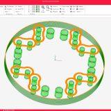 3D-Visualisierung und Ablaufplanung für die Bearbeitung von 3D-Teilen. Bild: ACS