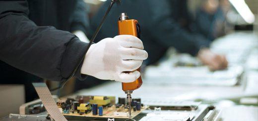 Mikro-Sensor-Schraubsysteme für die prozesssichere Montage von Kleinstschrauben. Bild: n-gineric