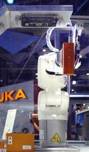 Sensorschraubwerkzeug für die vollautomatische Schraubmontage. Bild: n-gineric