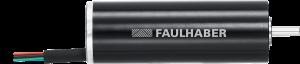 Liefert die von der Anwendung geforderte Performance: FAULHABER Antriebseinheit mit bürstenlosem DC-Kleinstmotor und Metall-Planetengetriebe. Bild: FAULHABER