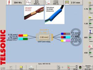 Die menügeführte, selbsterklärende Steuerungssoftware mit Touch-Screen-Bedienung und übersichtlicher Gliederung erlaubt effizientes Arbeiten. Bild: Telsonic