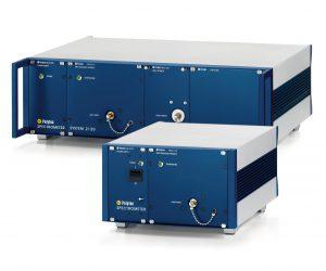 Durch die moderne Diodenzeilen-Technik der Spektrometer ergibt sich eine sehr kompakte und durch den Verzicht auf bewegliche Teile auch sehr robuste Bauform. Bild: Polytec