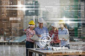 Digitale Anlagendokumentation: Eine Software statt 40 Ordner mit 20.000 Dokumenten und digitale Suchfunktionen erleichtern das Arbeiten. Bild: THANANIT - stock.adobe.com