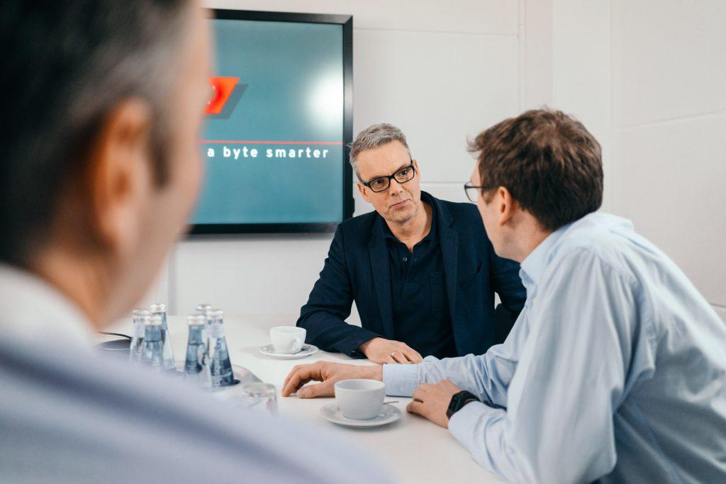 """Dr. Reinhard Lülff, Geschäftsführer Welotec: """"Gute Produkte gibt es auf dem Markt viele. Aber das reicht aus unserer Sicht nicht. Wir betrachten immer das Gesamtsystem."""" Bild: Welotec"""