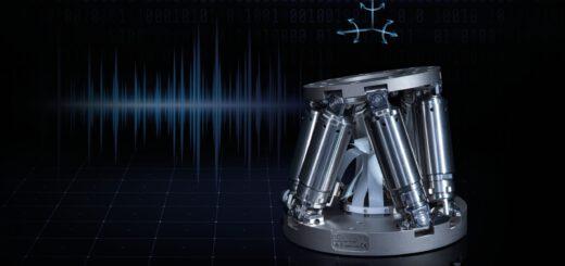 Beim Test der Bildstabilisierungstechnologien werden beispielsweise Hexapoden eingesetzt, um Bewegungen zu simulieren, denen Kameras während der Aufnahmen ausgesetzt sind. Bild: PI