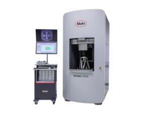 Im Gegensatz zu existierenden Systemen, die eine Messzeit von mehreren Minuten benötigen, ermöglicht das MarOpto TWI 60 die Vermessung gesamter Oberflächen in 20 bis 30 Sekunden. Bild: Mahr