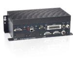 Die Ansteuerung des Hexapods übernimmt der leistungsfähige Digitalcontroller C-887, der mit einer bedienerfreundlichen Software eine einfache Kommandierung ermöglicht. Bild: PI