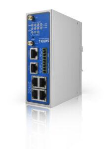 Selbstverständlich müssen auch alle Produkte, die Teil der IT-Security-Kette sind, wie z.B. dieser TK800 LTE-Router allen Sicherheitsanforderungen gerecht werden. Bild: Welotec