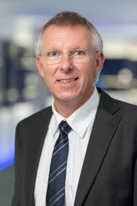 Michael Schütte, Area Sales Manager bei FAULHABER