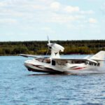 Das Amphibien-Flugzeug Flywhale bewegt sich zu Land, zu Wasser und natürlich in der Luft sicher und zuverlässig. Es eignet sich für Hobby-Flieger mit einer Leidenschaft fürs Wasser ebenso wie für den Küstenschutz oder Rettungsdienste. Bild: Peter Wolters