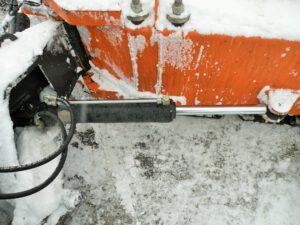 CFK-Zylinder sind nicht nur leicht, sondern auch korrossionsbeständig. Bild: Mark Hydraulik