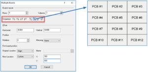 Die Software C-LINK DTM unterstützt einfaches und zuverlässiges Testadapterdesign bei der Boardnummerierung ... Bild: Digitaltest