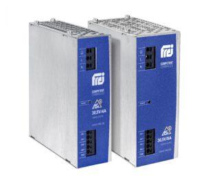 Die Primärschaltregler haben sowohl Filter für ASi-5 als auch für ASi-3, sind also abwärtskompatibel; am Ausgang stellen sie je nach Ausführung 0...8 A bzw. 0...4 A zur Verfügung. Bild: Gebrüder Frei GmbH