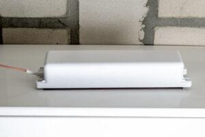 Einbau im Keller und oder in Schaltschränken macht es der Funktechnik nicht ganz leicht. Bild: Welotec