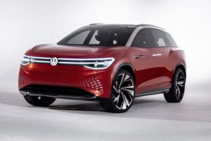 SHANGHAI AUTO SHOW 2019: VW zeigte in Shanghai die Studie ID.Roomzz. Der ID.Roomzz soll 2021 als Elektro-SUV auf den Markt kommen. Bild: Volkwagen AG
