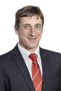 Claus Regenberg, Geschäftsführer bei Telsonic Deutschland. Bild: Telsonic