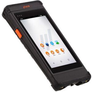 Industriegerechtes Handheld, das sich so komfortabel bedienen lässt wie ein Smartphone. Bild: ACD Elektronik GmbH