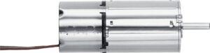 Bürstenlose DC-Servomotoren mit integriertem Speed Controller der Serie 2232 ... BX4 SC haben einen Durchmesser von 22 mm, eine Länge 32 mm und ein maximales Drehmoment 17,5 mNm Bild: FAULHABER