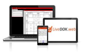 LiveDOK Web lässt sich dank webbasiertem Ansatz betriebssystemunabhängig auf verschiedenen mobilen Geräten nutzen. Damit können bei Tests Änderungen direkt vor Ort in die digitale Dokumentation eingefügt werden. Bild: Rösberg