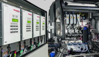 Das Ultraschallschweißen hat sich in vielen Anwendungsbereichen etabliert, weil es kurze und effiziente Prozesszeiten bietet und sich einfach in den Automatisierungsverbund integrieren lässt. Bild: Telsonic