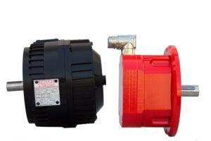 Die MCxx-BL-Reihe ist aus mechanischer Sicht baugleich mit herkömmlichen Scheibenläufermotoren. Bild: Mattke